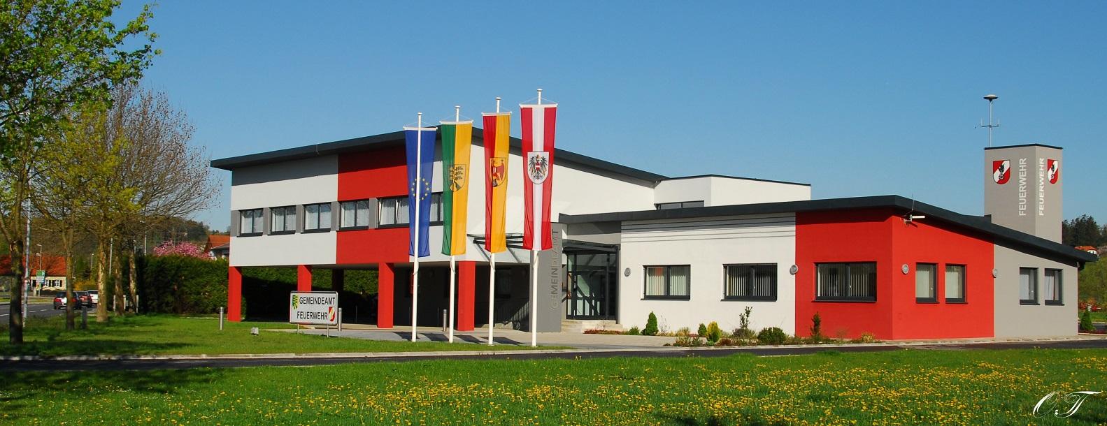 Gemeindeamt Fruehj. 08-15