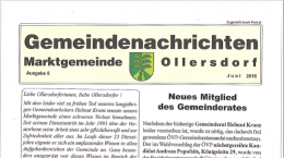 Gemeindenachrichten 05/2016