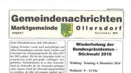 Gemeindenachrichten 08/2016