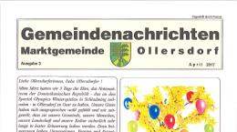 Gemeindenachrichten 03/2017