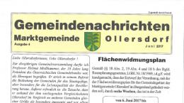 Gemeindenachrichten 04/2017