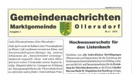 Gemeindenachrichten Ollersdorf 3