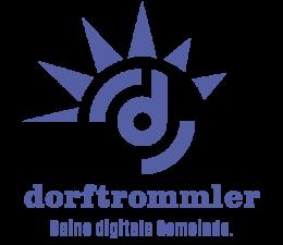 Logo der digitale Dorftrommler