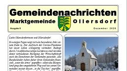 Gemeindenachrichten 8/2020
